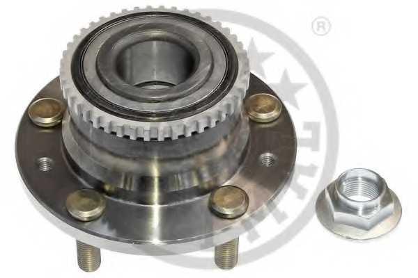 Комплект подшипника ступицы колеса OPTIMAL 942273 - изображение