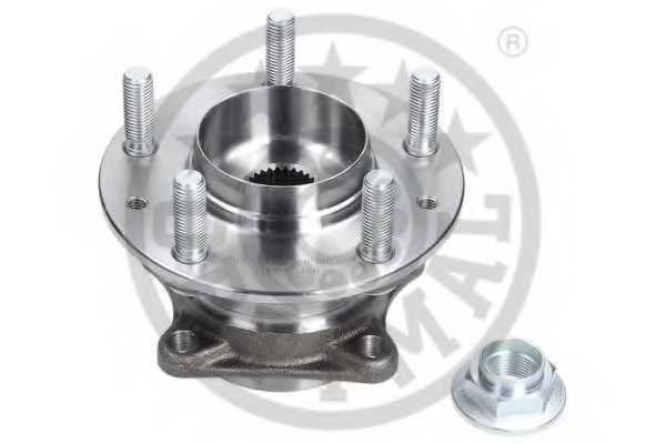 Комплект подшипника ступицы колеса OPTIMAL 942304 - изображение 1
