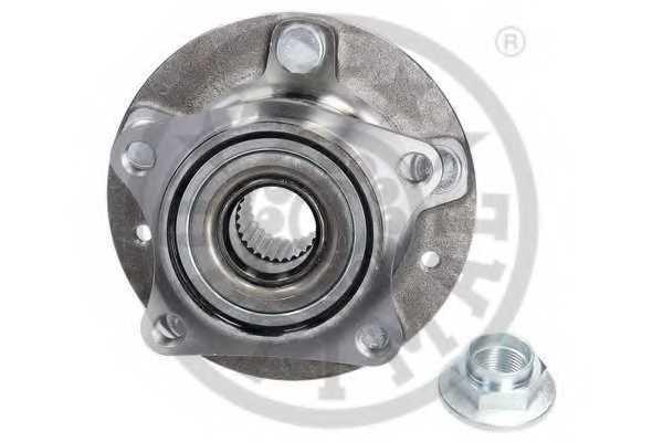 Комплект подшипника ступицы колеса OPTIMAL 942304 - изображение 2