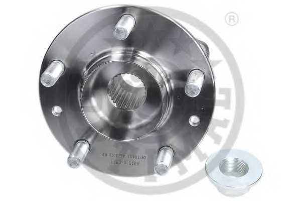 Комплект подшипника ступицы колеса OPTIMAL 942304 - изображение 3
