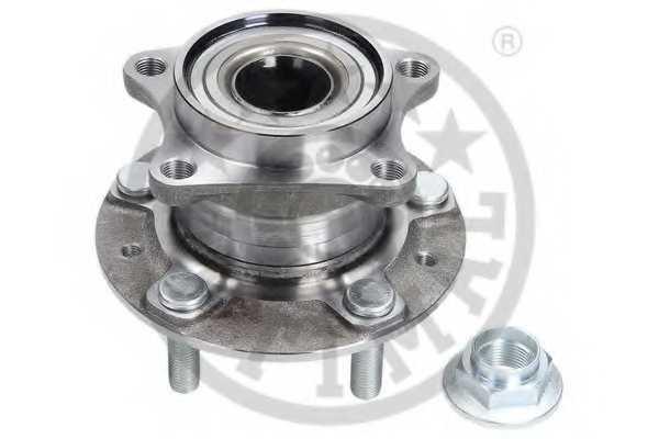 Комплект подшипника ступицы колеса OPTIMAL 942304 - изображение