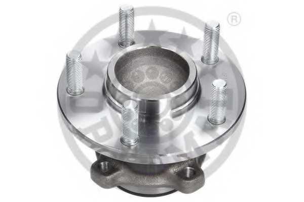 Комплект подшипника ступицы колеса OPTIMAL 942502 - изображение 1