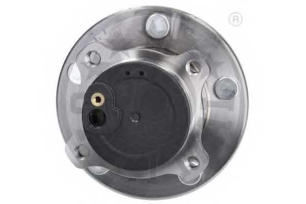 Комплект подшипника ступицы колеса OPTIMAL 942502 - изображение 2