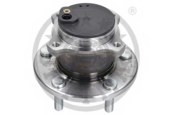 Комплект подшипника ступицы колеса OPTIMAL 942502 - изображение