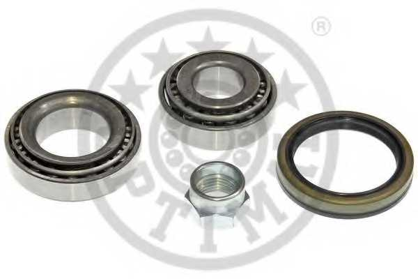Комплект подшипника ступицы колеса OPTIMAL 942566 - изображение