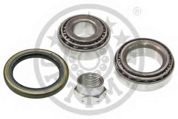 Комплект подшипника ступицы колеса OPTIMAL 942570 - изображение