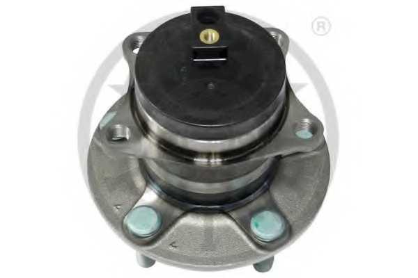 Комплект подшипника ступицы колеса OPTIMAL 942609 - изображение