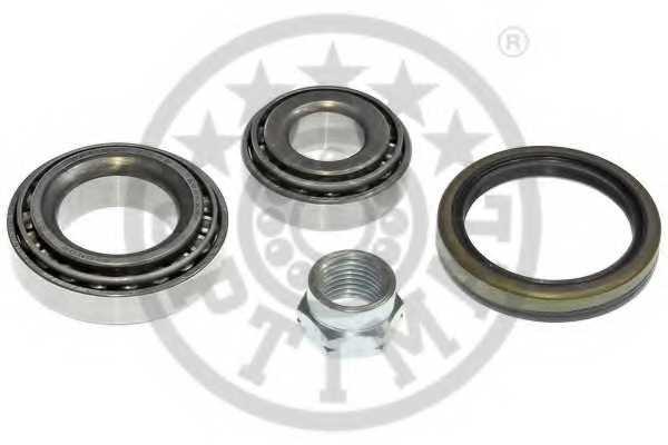 Комплект подшипника ступицы колеса OPTIMAL 942768 - изображение