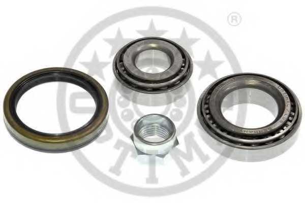 Комплект подшипника ступицы колеса OPTIMAL 942770 - изображение