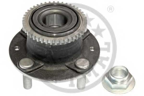 Комплект подшипника ступицы колеса OPTIMAL 942773 - изображение