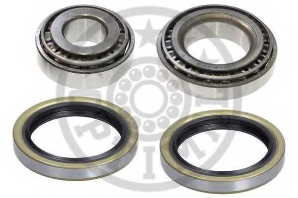 Комплект подшипника ступицы колеса OPTIMAL 942942 - изображение