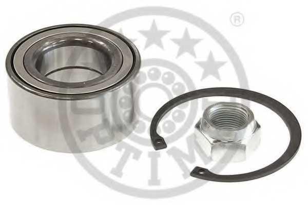 Комплект подшипника ступицы колеса OPTIMAL 951104 - изображение