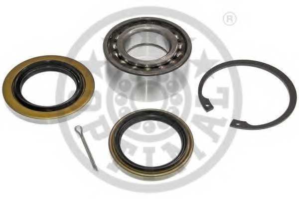 Комплект подшипника ступицы колеса OPTIMAL 951449 - изображение