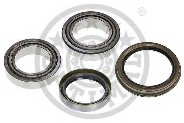 Комплект подшипника ступицы колеса OPTIMAL 951704 - изображение 1