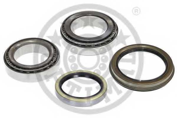 Комплект подшипника ступицы колеса OPTIMAL 951704 - изображение