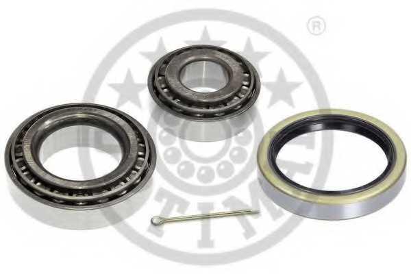 Комплект подшипника ступицы колеса OPTIMAL 951708 - изображение