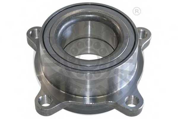 Комплект подшипника ступицы колеса OPTIMAL 951715 - изображение