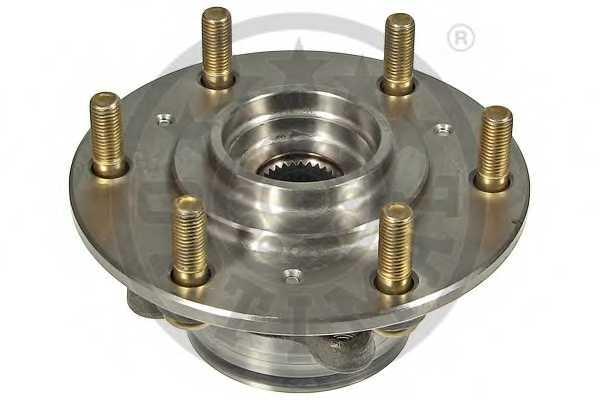 Комплект подшипника ступицы колеса OPTIMAL 951715L - изображение 1
