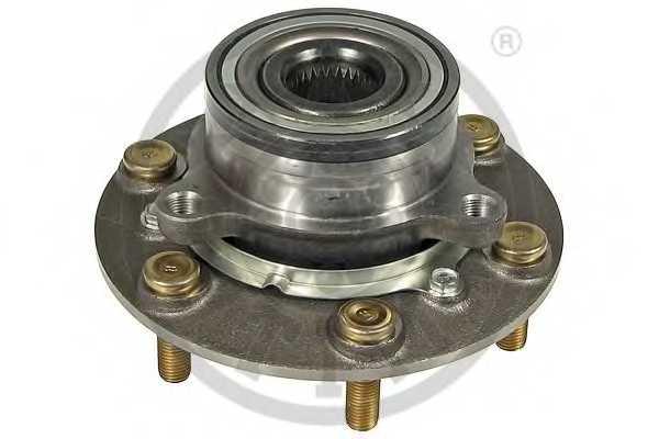 Комплект подшипника ступицы колеса OPTIMAL 951715L - изображение