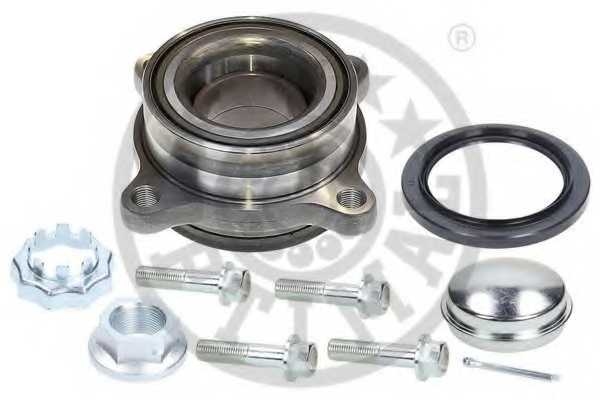 Комплект подшипника ступицы колеса OPTIMAL 951744 - изображение
