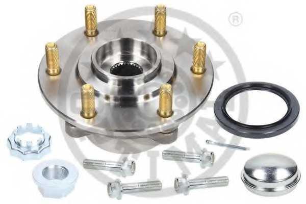 Комплект подшипника ступицы колеса OPTIMAL 951744L - изображение 1
