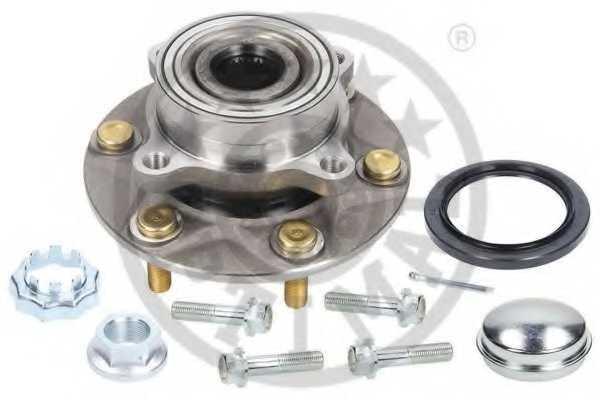 Комплект подшипника ступицы колеса OPTIMAL 951744L - изображение