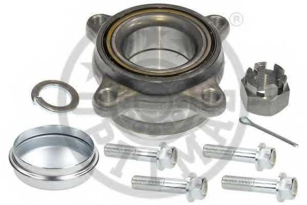 Комплект подшипника ступицы колеса OPTIMAL 951833 - изображение 1