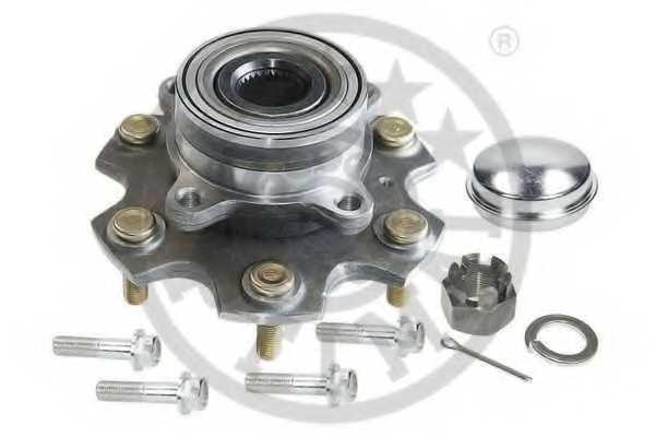 Комплект подшипника ступицы колеса OPTIMAL 951833L - изображение