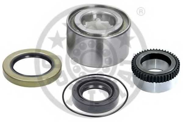 Комплект подшипника ступицы колеса OPTIMAL 952297 - изображение 1