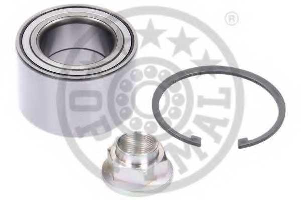 Комплект подшипника ступицы колеса OPTIMAL 952421 - изображение