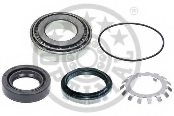Комплект подшипника ступицы колеса OPTIMAL 952661 - изображение