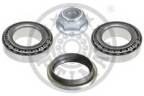 Комплект подшипника ступицы колеса OPTIMAL 952678 - изображение