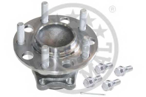 Комплект подшипника ступицы колеса OPTIMAL 952706 - изображение 1
