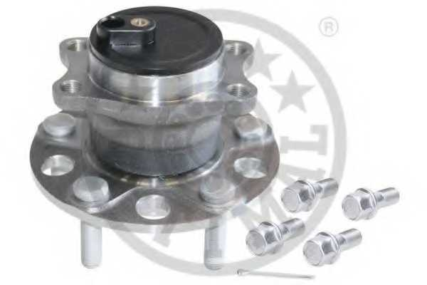 Комплект подшипника ступицы колеса OPTIMAL 952706 - изображение