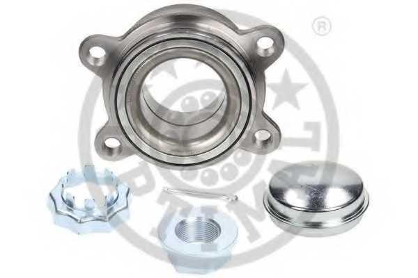 Комплект подшипника ступицы колеса OPTIMAL 952755 - изображение 2