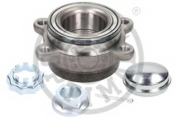Комплект подшипника ступицы колеса OPTIMAL 952755 - изображение