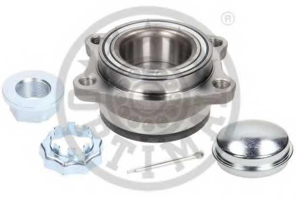 Комплект подшипника ступицы колеса OPTIMAL 952766 - изображение 1