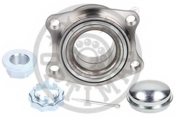 Комплект подшипника ступицы колеса OPTIMAL 952766 - изображение 2