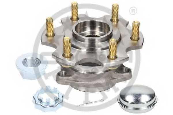 Комплект подшипника ступицы колеса OPTIMAL 952766L - изображение 1