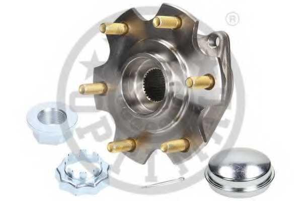 Комплект подшипника ступицы колеса OPTIMAL 952766L - изображение 2
