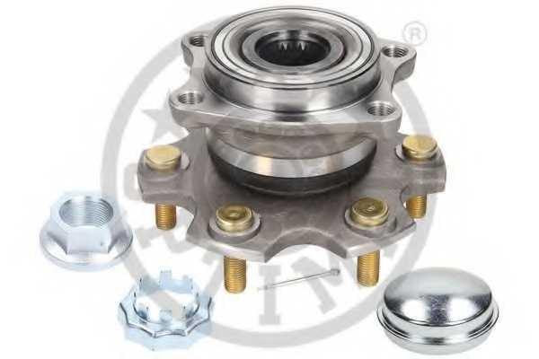 Комплект подшипника ступицы колеса OPTIMAL 952766L - изображение