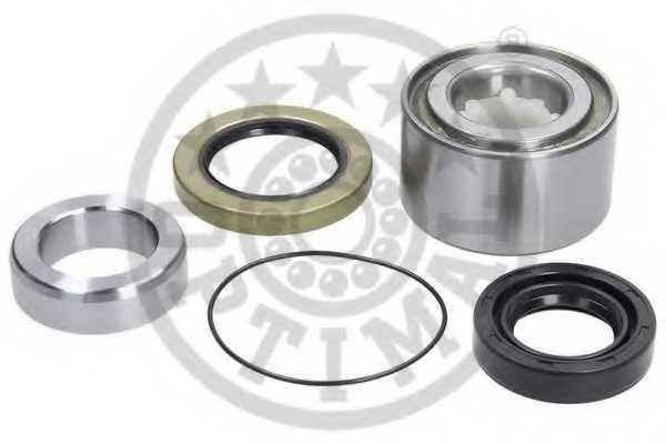 Комплект подшипника ступицы колеса OPTIMAL 952769 - изображение