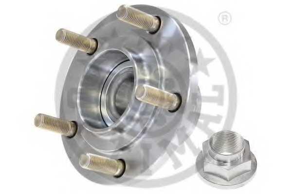 Комплект подшипника ступицы колеса OPTIMAL 952806 - изображение 1