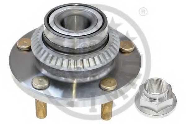 Комплект подшипника ступицы колеса OPTIMAL 952806 - изображение