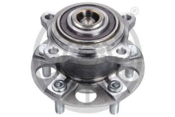 Комплект подшипника ступицы колеса OPTIMAL 952817 - изображение