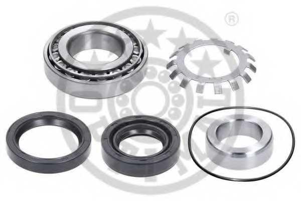 Комплект подшипника ступицы колеса OPTIMAL 952936 - изображение