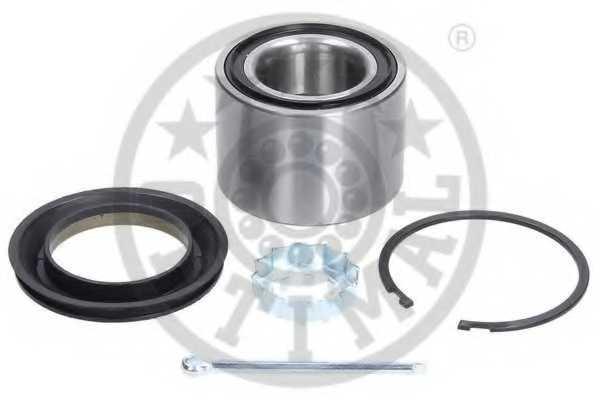 Комплект подшипника ступицы колеса OPTIMAL 960578 - изображение 1
