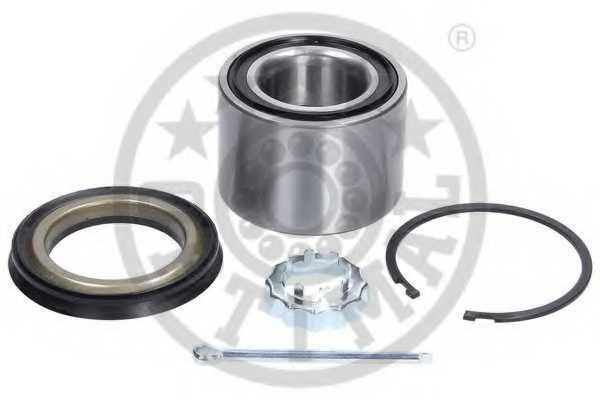 Комплект подшипника ступицы колеса OPTIMAL 960578 - изображение
