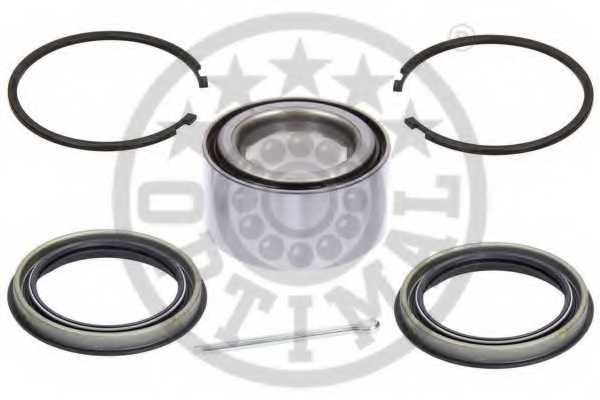 Комплект подшипника ступицы колеса OPTIMAL 960702 - изображение