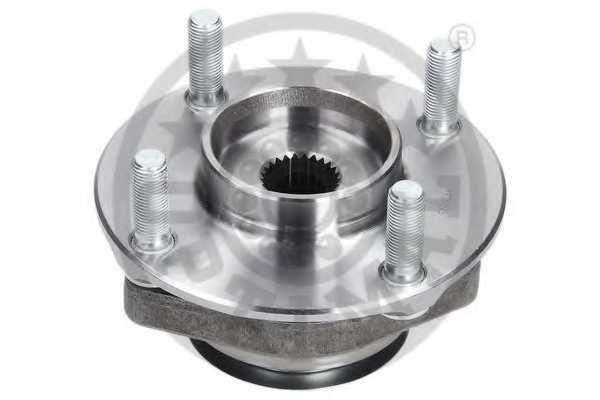 Комплект подшипника ступицы колеса OPTIMAL 961207 - изображение 1